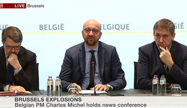 Belçika Başbakanı: Korktuğumuz başımıza geldi