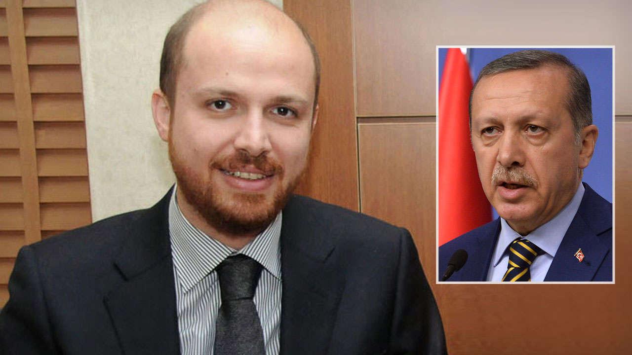 Skandal iddia: Bilal Erdoğan sahte Suudi pasaportuyla gözaltından kaçtı