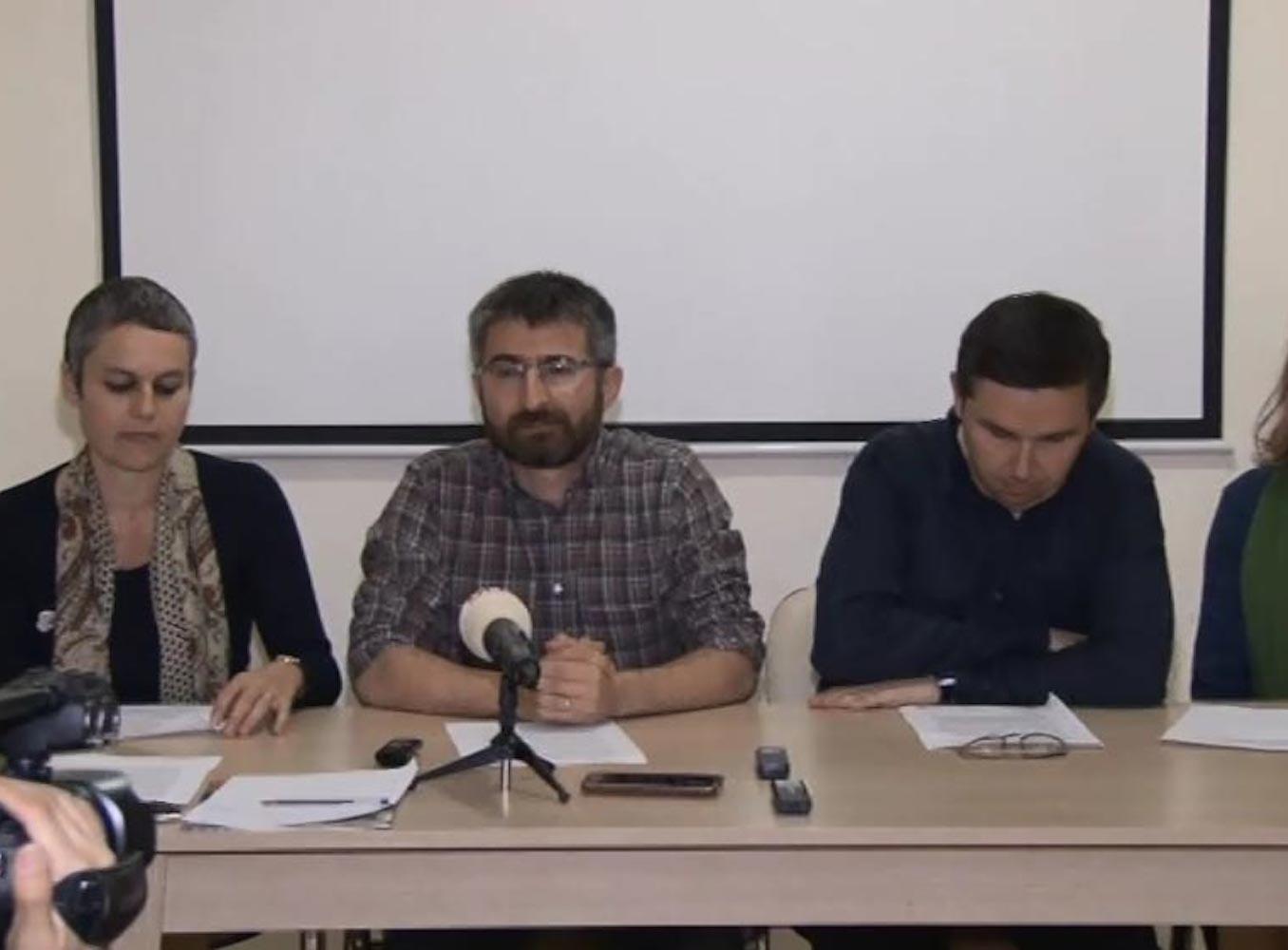 3 akademisyen hakkındaki soruşturma tamamlandı
