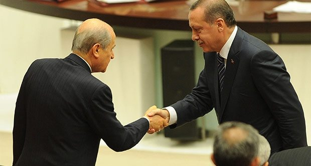Erdoğan vekaleti Bahçeli'ye mi verdi?