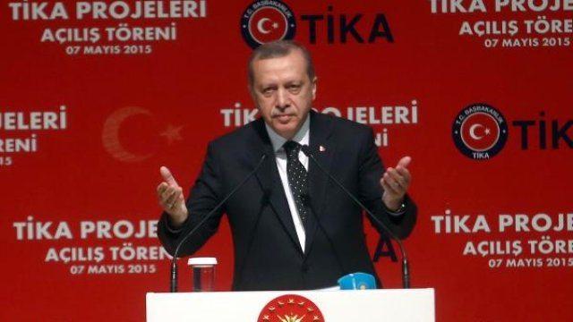 Erdoğan: Bizim başkanlık derdimiz yok!