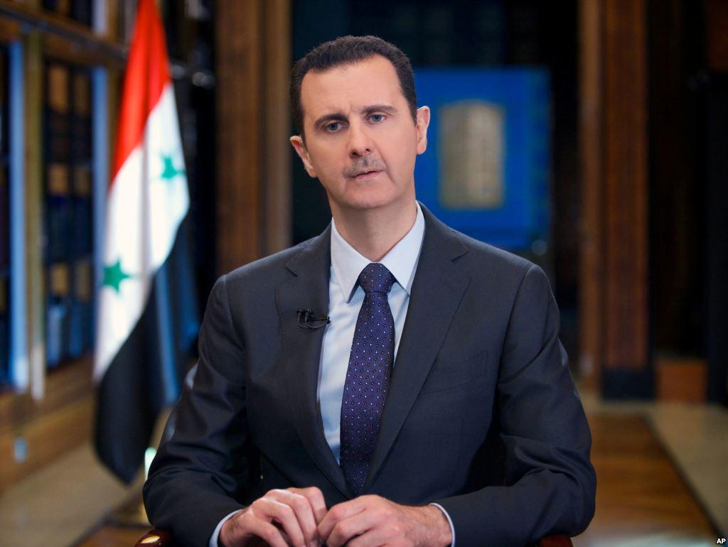 Esad: Suriye'de din devleti fikri kabul edilemez