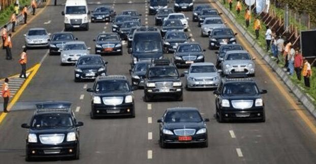 Erdoğan, Zarif ile görüşecek, E-5 trafiğe kapatıldı
