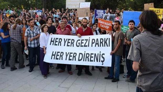 Ankara'da Gezi davasına 26 beraat