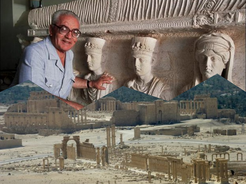 Halid Esad: Palmira'yı IŞİD'den kurtarmak isterken ölen arkeolog