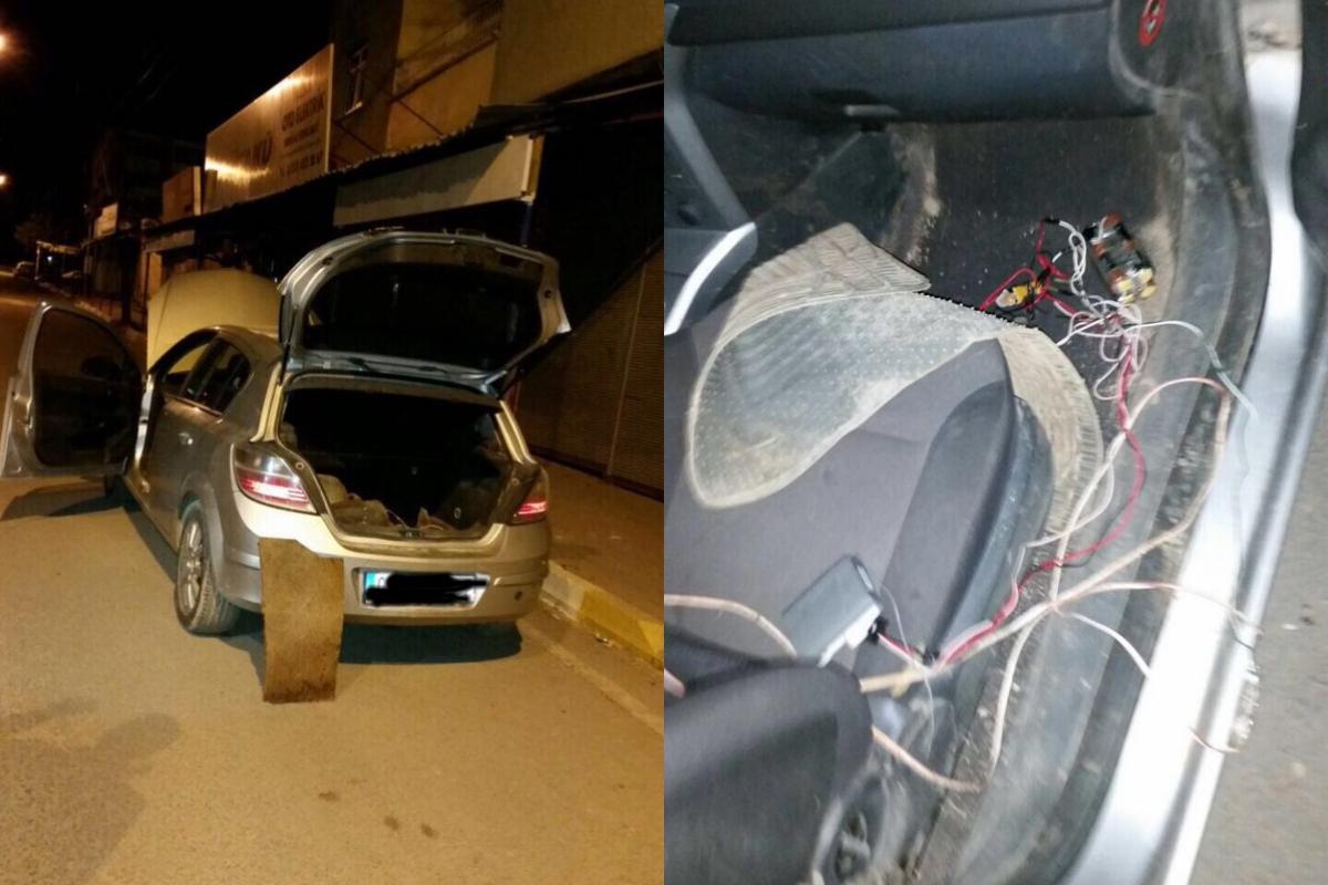 Hükümet Konağı'nda bomba yüklü araç paniği