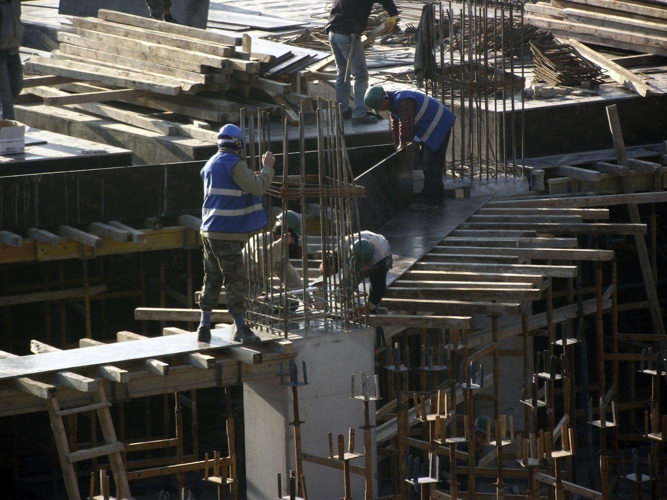 Yine inşaat yine iş cinayeti
