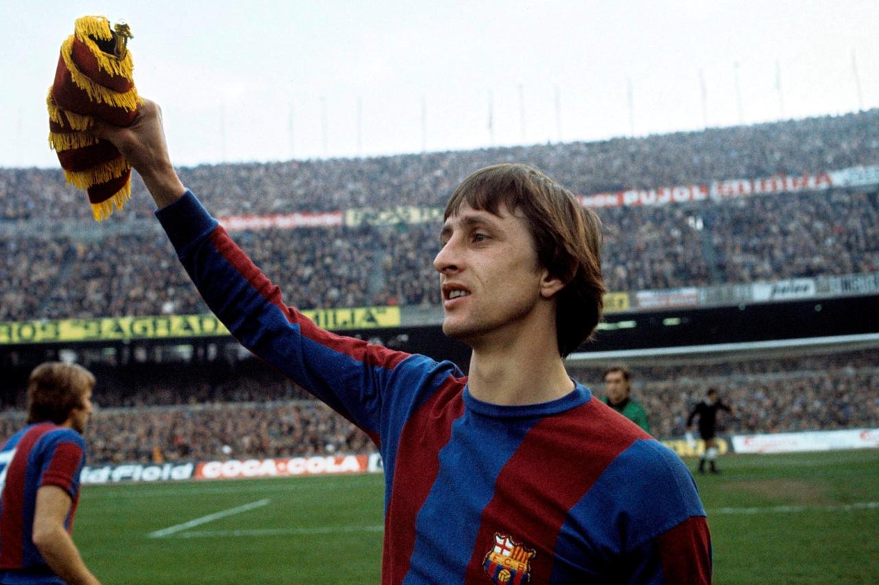 Ne güzel abimizdin sen Johan Cruyff