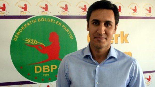 DBP Eş Genel Başkanı Kamuran Yüksek'e gözaltı