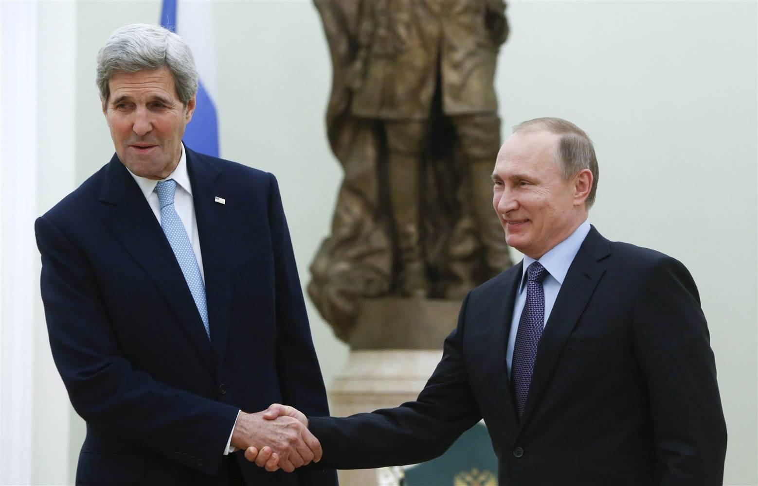 Kerry'nin Moskova ziyareti: