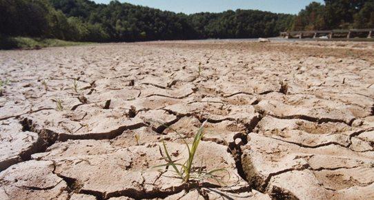 NASA'dan kuraklık uyarısı