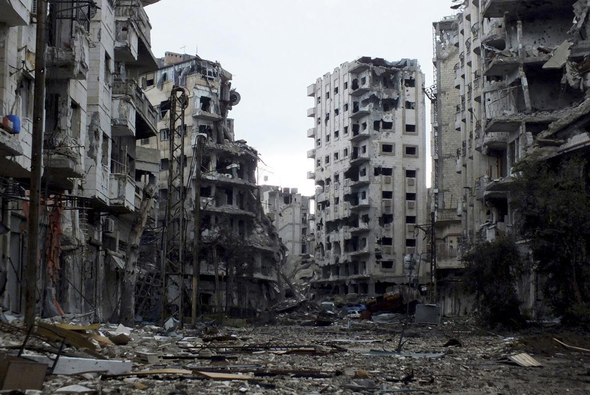 Suriye'de yıkımın bedeli: 368 milyar dolar
