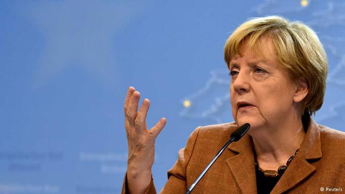 Merkel: Yunanistan bu yükü kaldıramaz