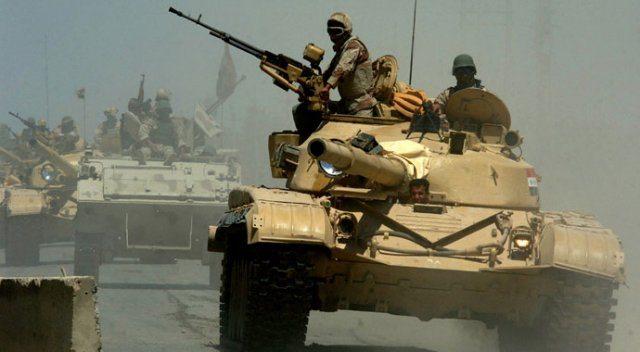Musul'a operasyon başladı