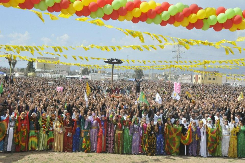 Newroz programı belli oldu