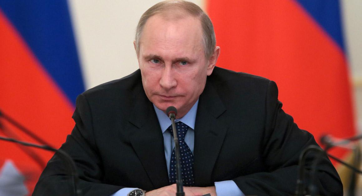 Putin'den Suriye'ye dönük saldırıya ilişkin sert tepki