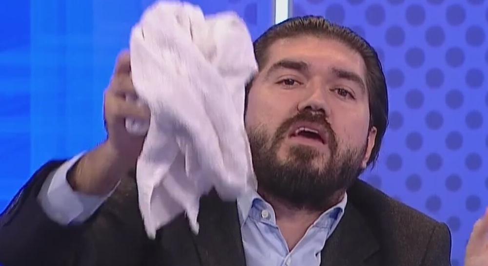 Dünün ateşli 'FETÖ'cüsü ROK bunlara ne diyecek: Ali Fuat Yılmazer'e Hrant Dink mesajları...