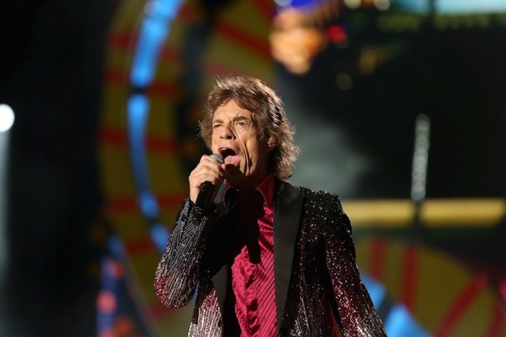 Rolling Stones Havana konserinde sahne aldı