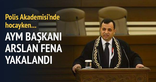Sabah'tan AYM Başkanı Zühtü Arslan haberi: Her canlı bir gün terörist olacaktır!
