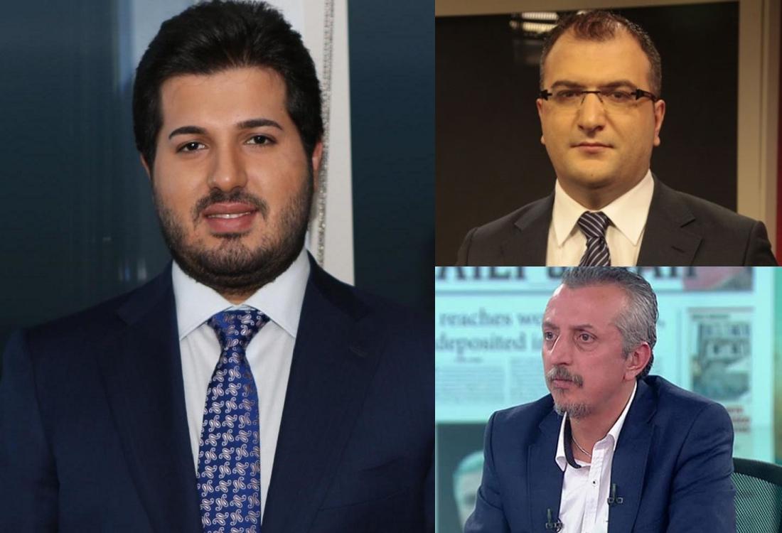 Yandaşlar Rıza için tutuştu: Sarraf'ın tutuklanması darbedir, iktidar savaşıdır
