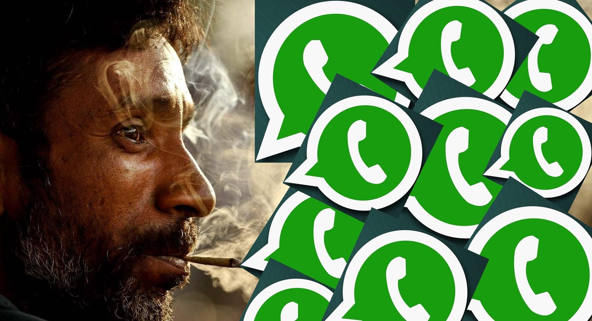 Muhbir vatandaş işbaşında: sigara tiryakileri Whatsapp'tan ihbar edilecek