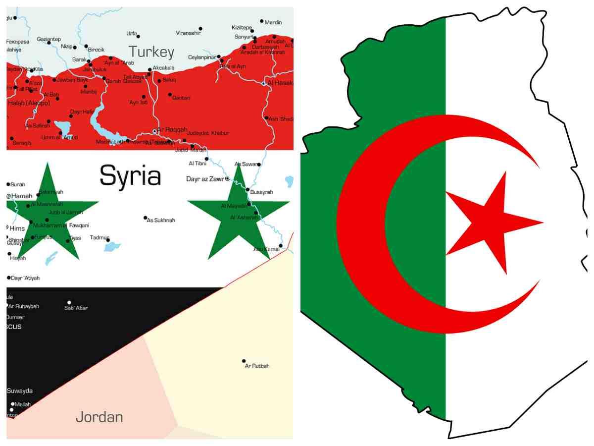 ANALİZ | Suriye, Arap Baharı'nın Cezayir'e sıçramasına engel oldu