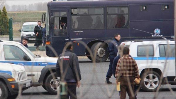 Geri Kabul Anlaşması gereği kaçaklar Türkiye'ye iade edildi