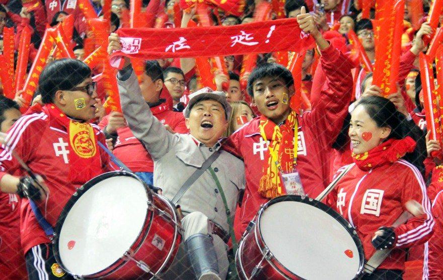 Çin'in futbolda yeni hedefi belli oldu