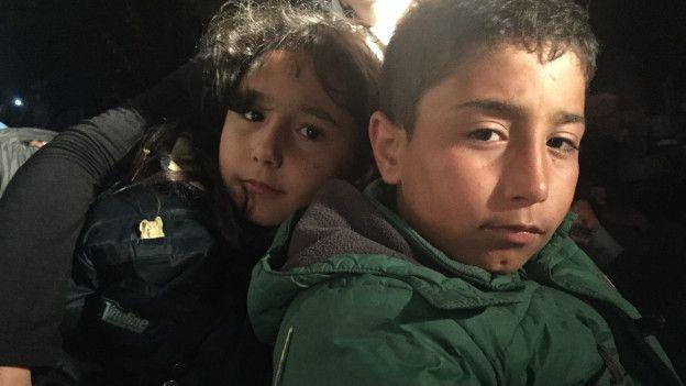 Almanya'da göçmen çocuklar kayıp