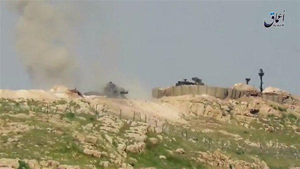 VİDEO   IŞİD'den