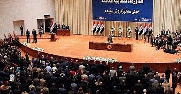 Irak'ta Parlamento basıldı!