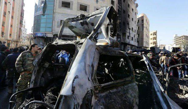 IŞİD, Suriye'de hastaneye saldırdı