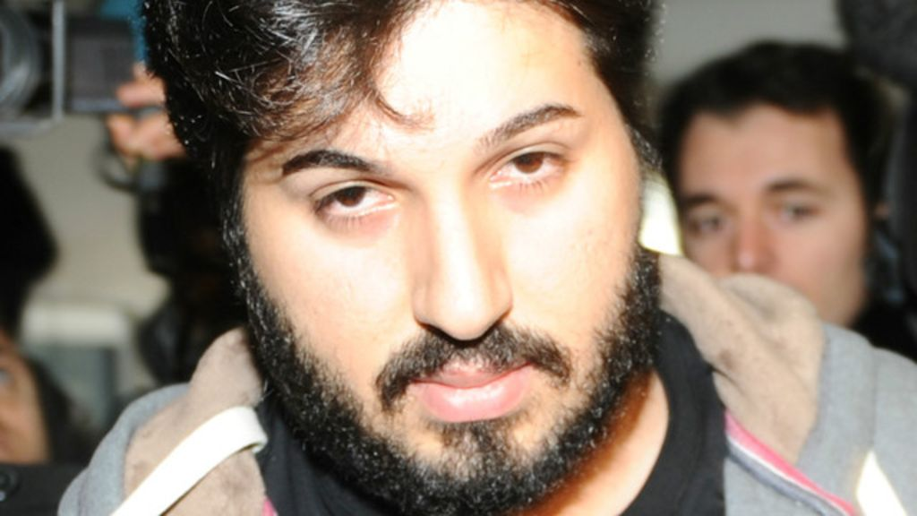 Rıza Sarraf'ın yargılanmasına bugün başlanıyor