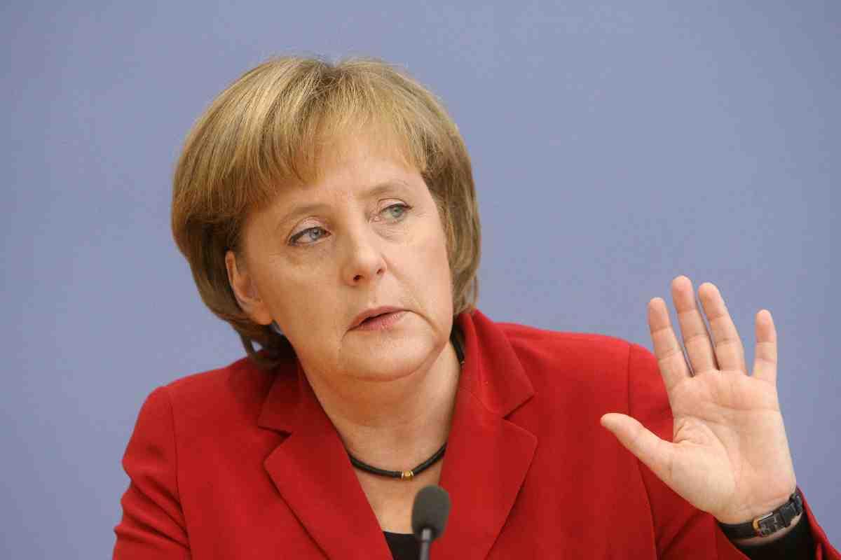 Angela Merkel gelmiyor