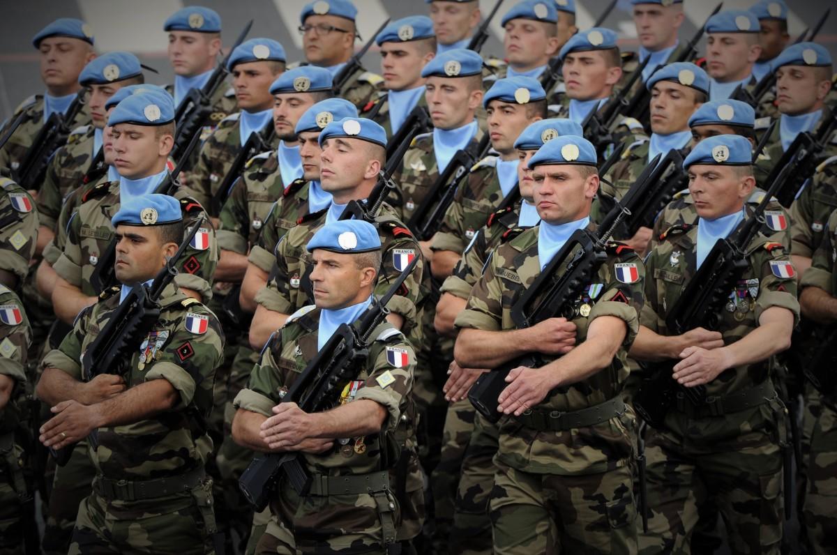 BM Barış Gücü'nde tecavüz skandalı