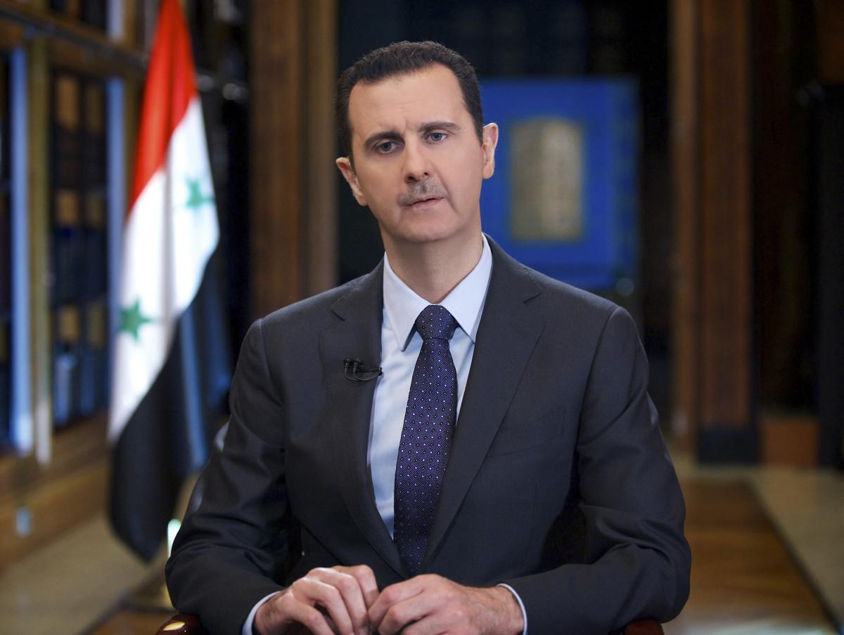 Esad: Suriye bölgede önemli tarihi bir rol üstlendi