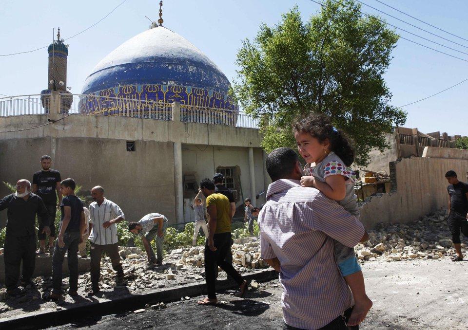 Bağdat'ta saldırı: 9 ölü, 25 yaralı