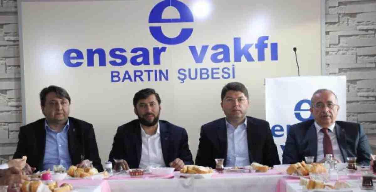 Çocuk İstismarını Araştırma Komisyonu'na Ensar destekçisi AKP'li Başkan!