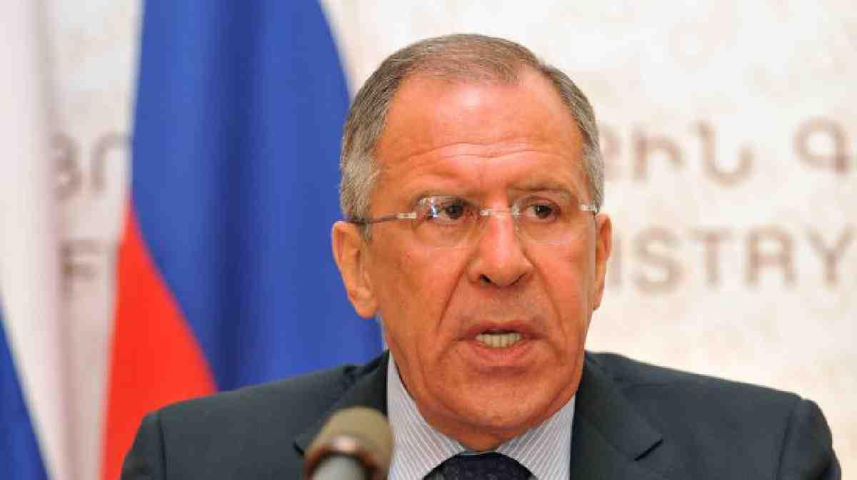 Lavrov Suriye Ulusal Diyalog Kongresi'ne ilişkin açıklamalarda bulundu