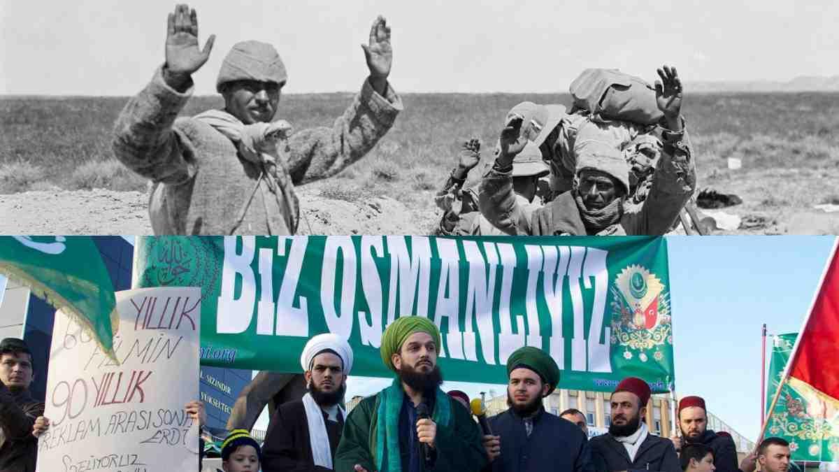Yeni rejimin tarih icadı: Kut'ül Amare