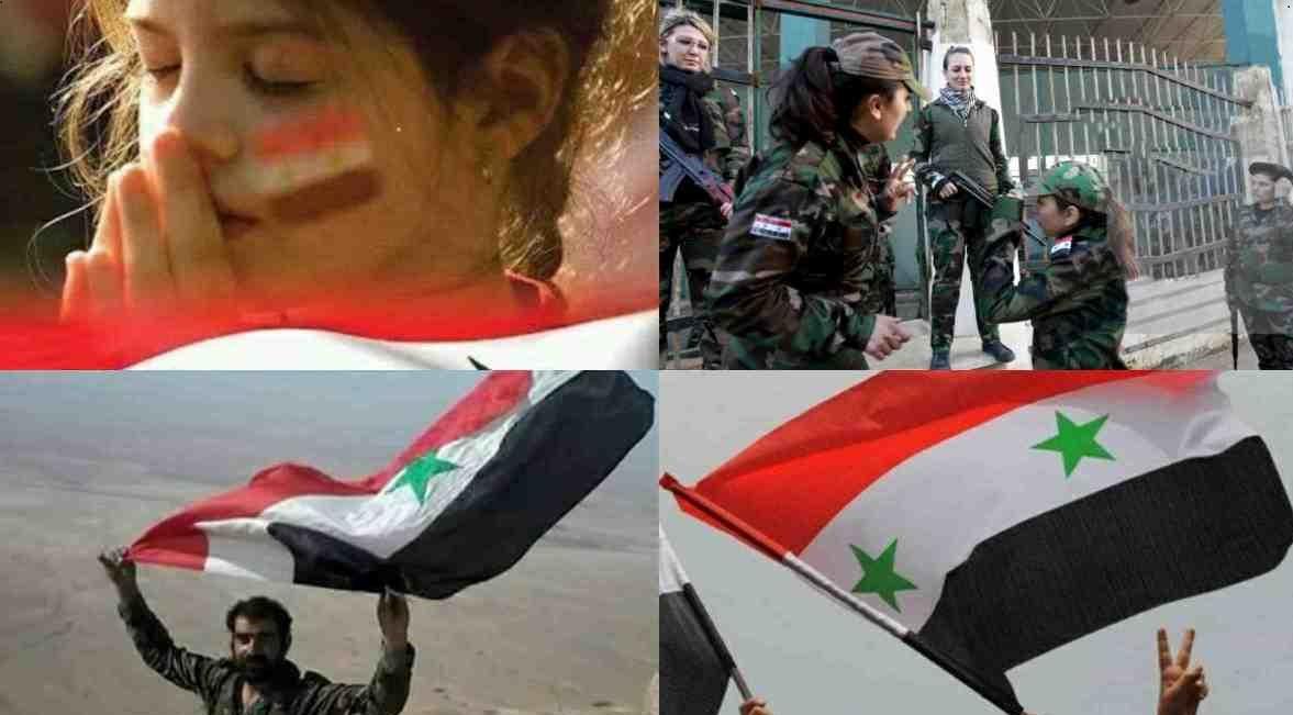 Suriye halkı işgalden kurtuluşunun 70. yılında yeni zaferi için savaşıyor