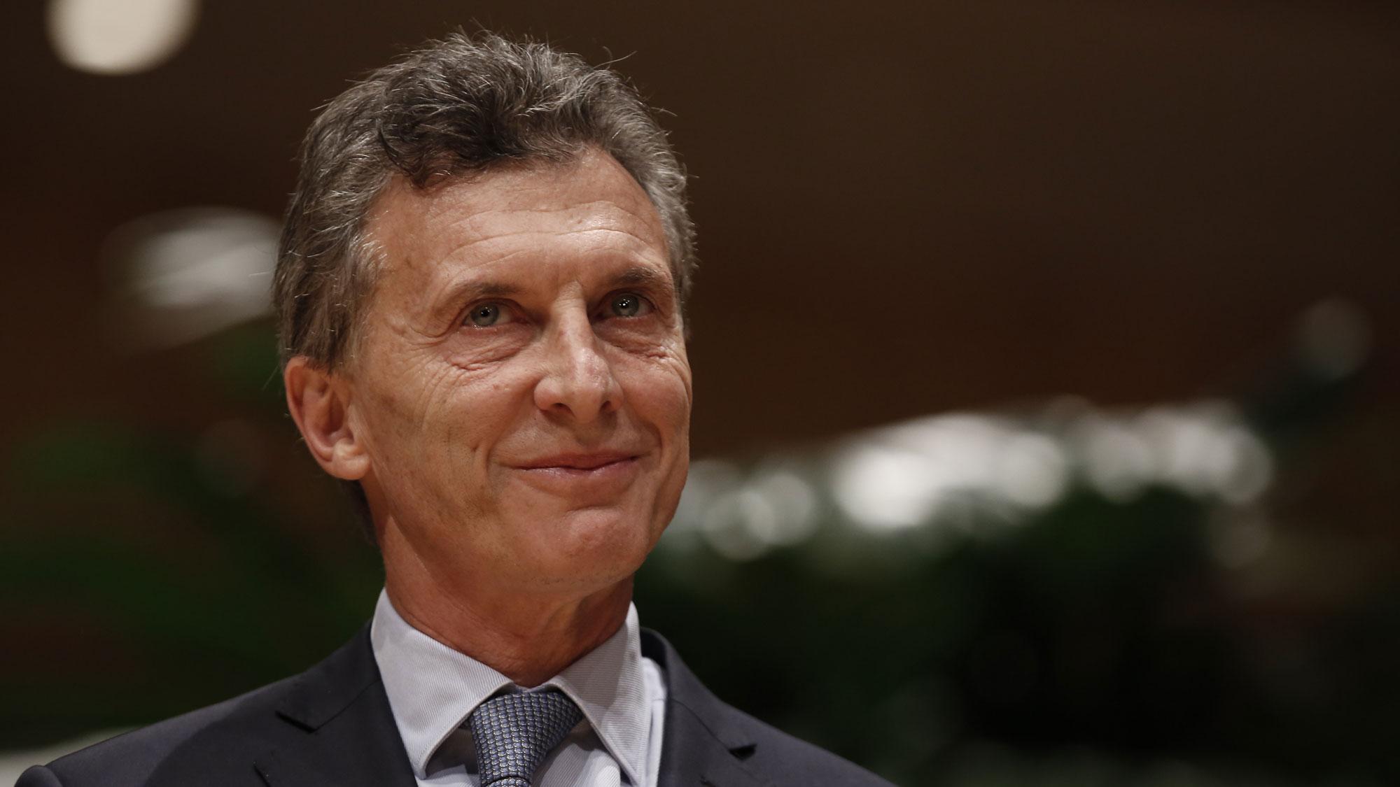 Arjantin Devlet Başkanı Mauricio Macri'ye Panama soruşturması