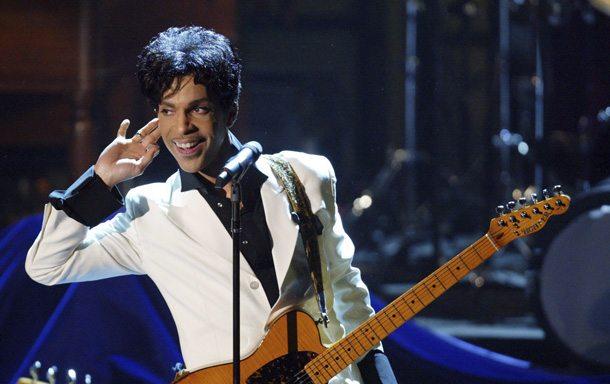 Prince'in cenazesi yakıldı