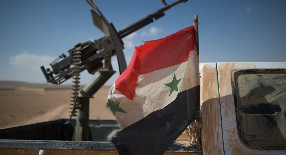 Suriye Ordusu IŞİD'in elinden bir kenti daha kurtardı