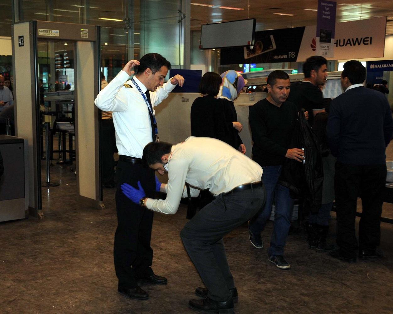 Atatürk Havalimanı'nda yeni
