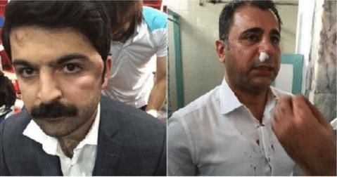 Amedspor'a Ankara'da saldırı