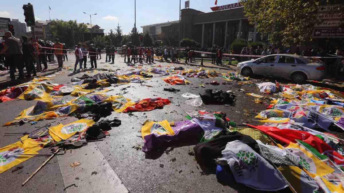 Bir Ankara katliamı belgeseli: Ah