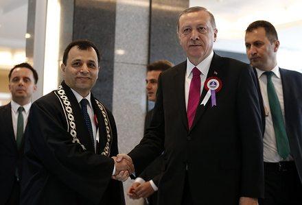 AYM Başkanı Arslan: Yargı bağımsız olmalı