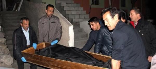 Cinayetlere gebe Türkiye'de bir kadın daha öldürüldü