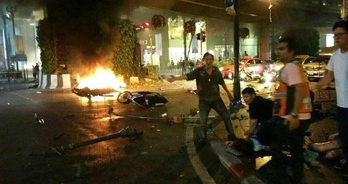 Bangkok Post gazetesinden'Türk bombacı' iddiası